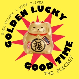 Golden Lucky Logo Time